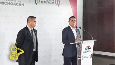 Photo of #Michoacán Silvano Presenta A Comisionado Para Atender Desaparición Forzada