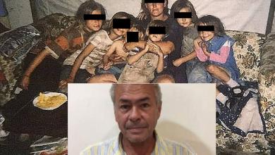 Photo of Tipo Secuestró Y Violó A Su Hijastra Cuando Era Niña; En 19 Años, Tuvo 9 Hijos Con Ella