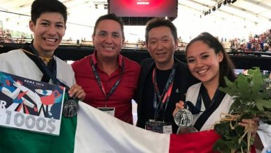 Photo of Mexicanos Obtienen Medalla De Plata En Grand Prix De Taekwondo