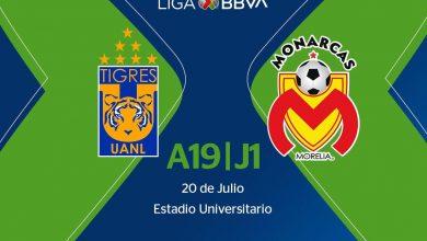 Photo of Tigres Primer Rival De Monarcas En Apertura 2019; Monarcas Descansará En La Jornada 12