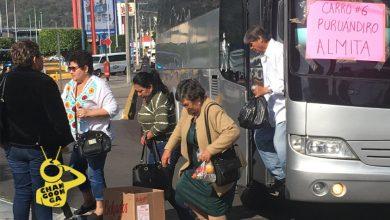 Photo of #Michoacán PRD Buscará Auditoría A Municipios Que Llevaron Acarreados A Evento ADN