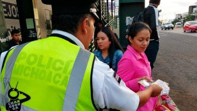 Photo of ¡Atención Michoacanos! SSP Pide Que Si A Usar Puentes Peatonales