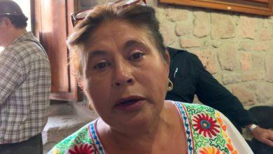 Photo of Si Le Pasa Algo A Mi Familia O A Mí Culpo Al Jefe De Tenencia Morelos: Candidata Vázquez