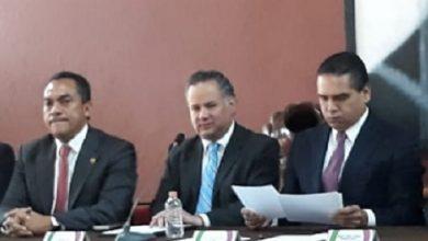 Photo of #Michoacán Silvano Firma Convenio De Combate A Lavado De Dinero Y Terrorismo
