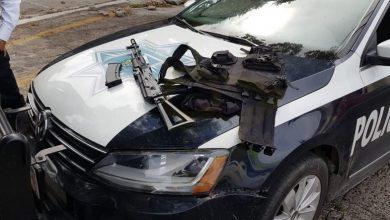Photo of Pasa En Morelia: Lacrita Roba Fusil De Gotcha De Tienda De Equipo Militar Pero Lo Atrapan