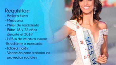"""Photo of Requisito Para Competir Miss Nuevo León: Ser Mujer """"De Nacimiento"""""""