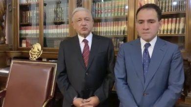 Photo of AMLO Acepta Renuncia De Urzúa Y Anuncia Nuevo Secretario De Hacienda Y Crédito Público