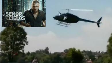 Photo of Accidente De Helicóptero Durante Grabación Del 'Señor De Los Cielos', Deja A Actor En Coma