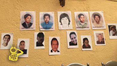 Photo of Familias De Víctimas Exigen Se Abran Archivos Del Ejército De Detenidos Y Desaparecidos