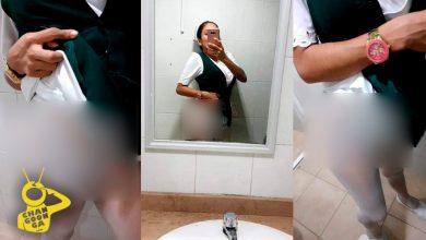 Photo of Enfermera Del IMSS Que Se Tomó Fotos Enseñando De Más, Podría Ser Sancionada