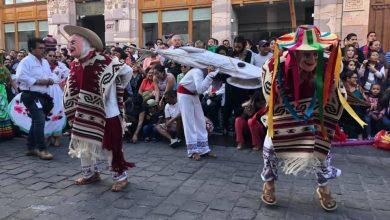 Photo of Folklore Michoacano Es Ovacionado En Zacatecas: Secultura