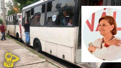 Photo of #Michoacán Acarreados También Presentes En El Informe De La Senadora Blanca Piña