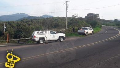 Photo of #Michoacán Encuentran Cuerpo De Chavo Muerto A Balazos En La Uruapan-Paracho