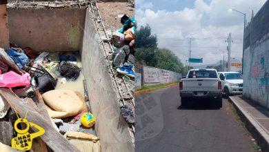 Photo of #Michoacán Encuentran Muerta A Mujer En Cisterna, Estaba Entre La Basura