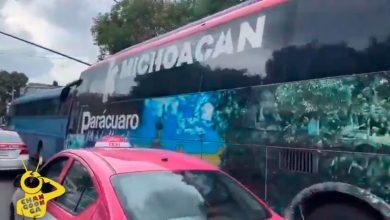 Photo of Michoacán Entre Los Acarreados En Evento De AMLO En CDMX
