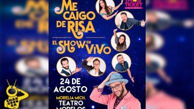 Photo of #Morelia Llegará A Gaspacholandia 'Me Caigo De Risa', En Agosto