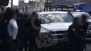 Photo of #Morelia Armaron Movilización Policíaca Por Supuesto Baleado, Pero Solo Era Un Barro