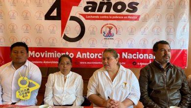 Photo of #Michoacán Movimiento Antorchista Nacional: Nuestro Partido Político No Se Desinflará A La Primera