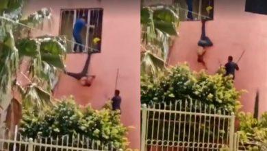 Photo of #Video Polis Agarran De Piñata A Ladrón De Camioneta En Jalisco