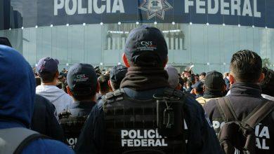 Photo of Policías Federales Piden A Felipe Calderón Que Sea Su Representante