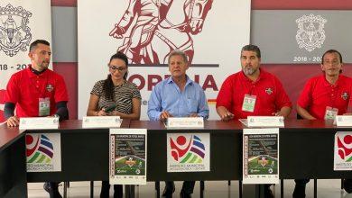 Photo of Poliforum Será Sede De La Primera Liga Municipal De Futbol Rápido Morelia 2019