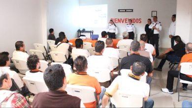 Photo of Promueve Ssptyvm Cultura De La Prevención Y Educación Vial En Chóferes De Radio Taxi Organizado