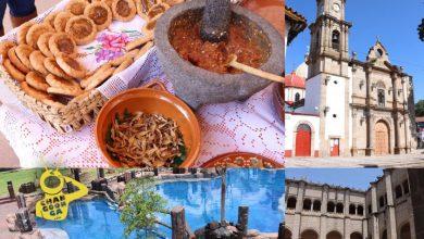Photo of Cuitzeo, Huandacareo, Morelos Y Santa Ana Maya Una De Las Mejores Rutas Turísticas