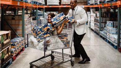 Photo of #WTF Pareja Arma Sesión De Fotos De Boda… En Supermercado