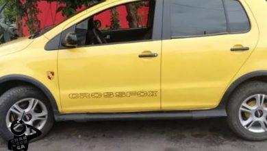 Photo of Recuperan Auto Robado Crossfox Amarillo En La Eduardo Ruíz