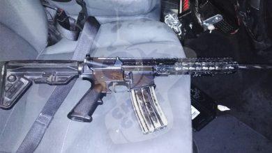 Photo of #Morelia Polis Y Guardia Nacional Atrapan A 2 Y Aseguran Rifle AR-15