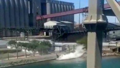 Photo of #Video Grupo México Derrama 3 Mil Litros De ácido Sulfúrico En Mar De Cortés