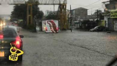 Photo of Emiten Alerta De Lluvias Para Hoy En Michoacán Por 'Lorena'