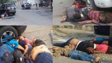 Photo of Detienen A 6 Federales Por Masacre de Apatzingan Del 2015 Solapada Por El 'Virrey' Castillo