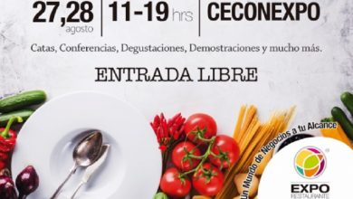 Photo of #Morelia Expo Restaurante 2019: El Evento Que Reunirá A La Industria De La Comida Michoacana