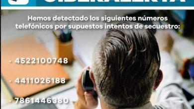 Photo of #Michoacán Revelan Números Desde Donde Hacen Llamadas Extorsionadoras