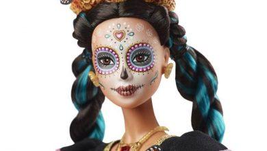 """Photo of Barbie Lucirá Look Michoacano: Mattel Lanza Edición """"Día De Muertos"""""""