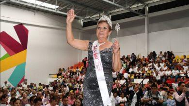 """Photo of #Michoacán La Abuelita Más Linda: Doña Catalina Gana """"Miss 60"""""""