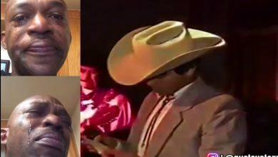 Photo of #Video Chalino Sánchez Recibe Nota Amenazante La Ignora Y Sigue Cantando