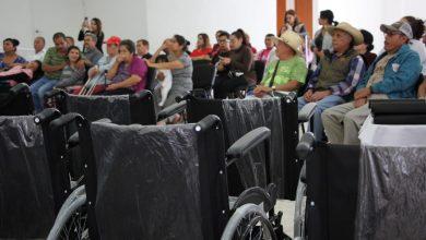Photo of Entrega DIF Morelia Aparatos Auditivos Y Sillas De Ruedas