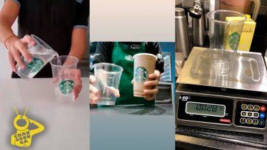 Photo of Escandala! Starbucks En La Polémica: Acusan Fraude En El Tamaño De Sus Bebidas