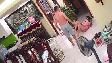 Photo of #Video Experto En Artes Marciales Golpea A Su Esposa Con Su Bebé En Brazos