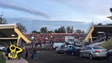 Photo of Cientos de Camiones de Antorcha Campesina Invaden Calles Aledañas Al Venustiano