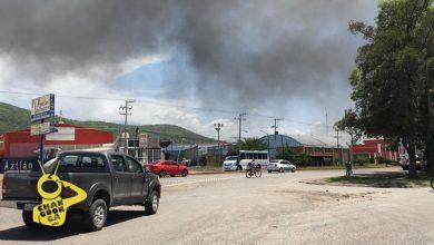 Photo of #Morelia Incendio Contenido Al 70%, Un Bombero Herido, Riesgo De Explosión Ya Es Nula