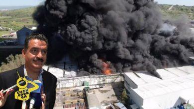 Photo of #Morelia Investigarán A Fábrica Incendiada Por Daño Ambiental Y Afectaciones A Salud: SEMACCDET