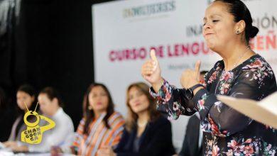 Photo of #Michoacán Con 130 Personas Arranca Curso De Señas Para Atender A Mujeres Violentadas