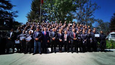 Photo of Más De Cien Elementos Concluyen Curso De Formación Inicial De Custodia Penitenciaria
