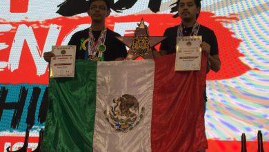 Photo of #OrgulloNacional: Estudiantes Ganan 5 Medallas En Concurso De Robótica En China