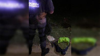 Photo of #Michoacán Alguien Regresó Con Todo A Clases: Encuentran Mochila Llena De Marihuana