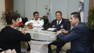 Photo of #Michoacán SSP Y Policía De Morelia Se Comprometen A Que Habrá Más Vigilancia