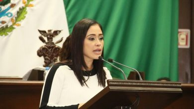 Photo of #Michoacán Miriam Tinoco Podría Llegar A Coordinación De Representación Parlamentaria